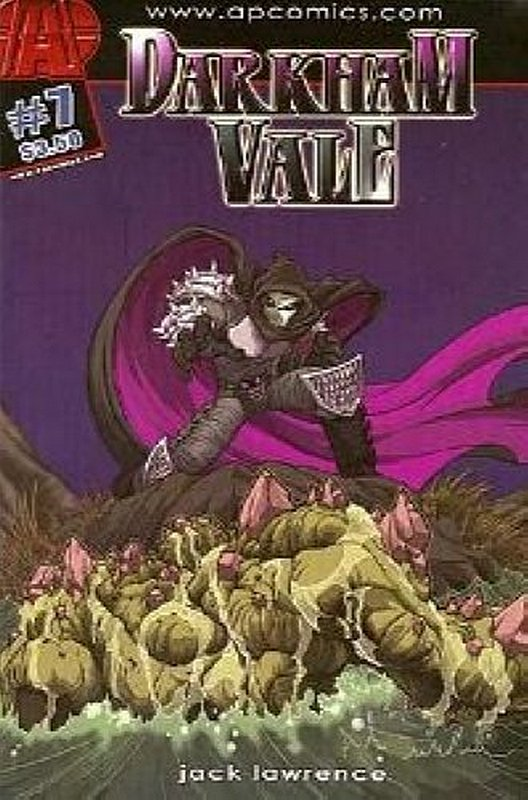 Cover of Darkham Vale (Vol 1) #7. One of 250,000 Vintage American Comics on sale from Krypton!