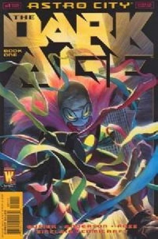 Cover of Astro City: Dark Age (Vol 1) #1. One of 250,000 Vintage American Comics on sale from Krypton!