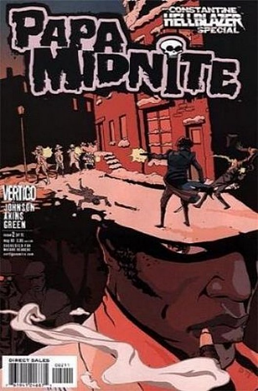 Cover of Hellblazer Special: Papa Midnite (2005 Ltd) #2. One of 250,000 Vintage American Comics on sale from Krypton!