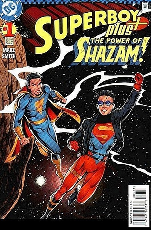 Cover of Superboy Plus (Vol 1) #1. One of 250,000 Vintage American Comics on sale from Krypton!