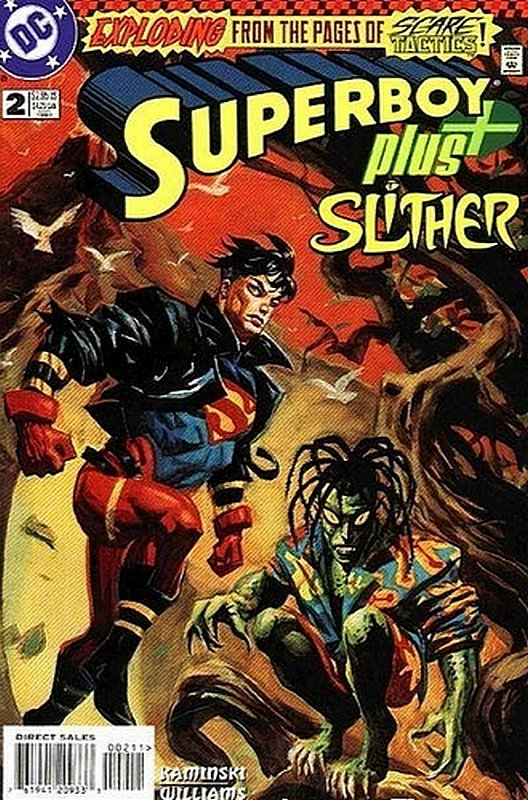 Cover of Superboy Plus (Vol 1) #2. One of 250,000 Vintage American Comics on sale from Krypton!