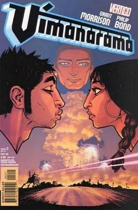 Cover of Vimanarama (2005 Ltd) #2. One of 250,000 Vintage American Comics on sale from Krypton!