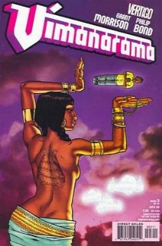 Cover of Vimanarama (2005 Ltd) #3. One of 250,000 Vintage American Comics on sale from Krypton!