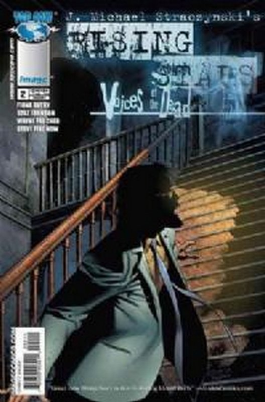 Cover of Rising Stars: Voices of the Dead (2005 Ltd) #2. One of 250,000 Vintage American Comics on sale from Krypton!
