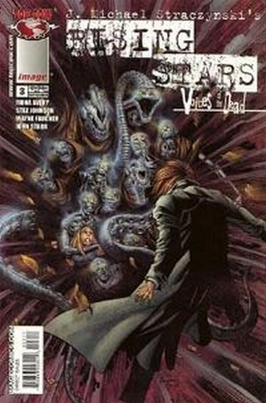Cover of Rising Stars: Voices of the Dead (2005 Ltd) #3. One of 250,000 Vintage American Comics on sale from Krypton!