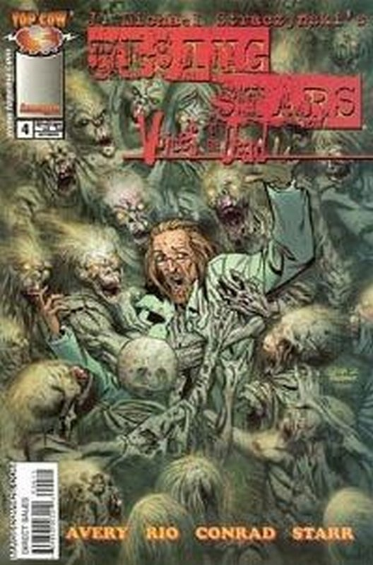 Cover of Rising Stars: Voices of the Dead (2005 Ltd) #4. One of 250,000 Vintage American Comics on sale from Krypton!