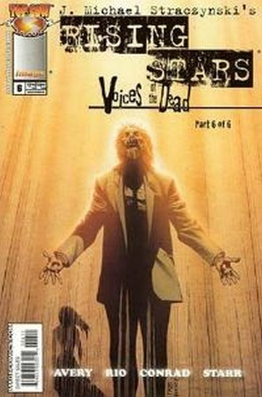 Cover of Rising Stars: Voices of the Dead (2005 Ltd) #6. One of 250,000 Vintage American Comics on sale from Krypton!