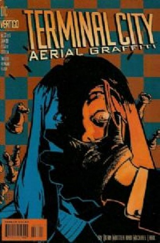 Cover of Terminal City Aerial Graffiti (1997 Ltd) #3. One of 250,000 Vintage American Comics on sale from Krypton!