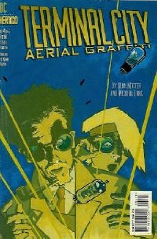 Cover of Terminal City Aerial Graffiti (1997 Ltd) #4. One of 250,000 Vintage American Comics on sale from Krypton!