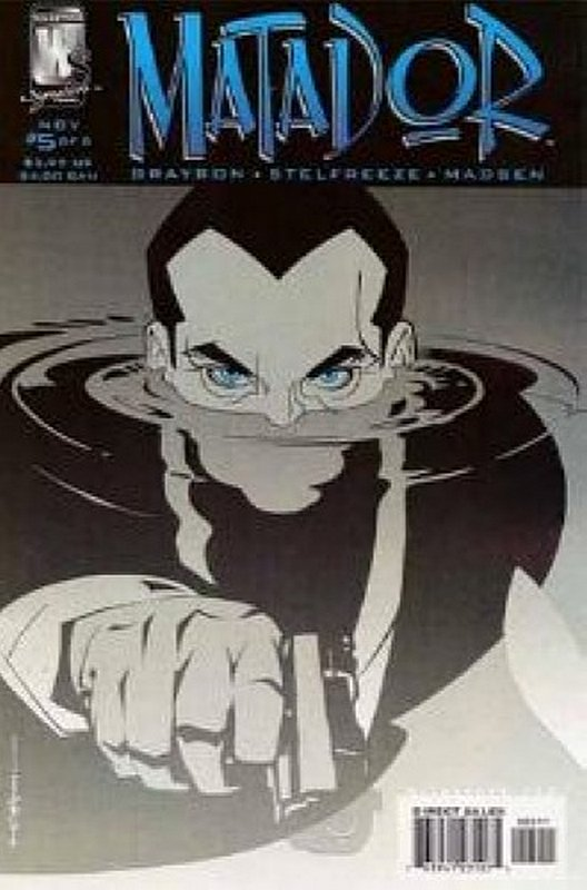 Cover of Matador (2005 Ltd) #5. One of 250,000 Vintage American Comics on sale from Krypton!