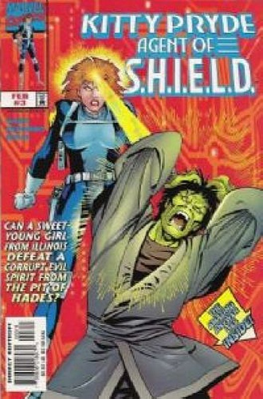 Cover of Kitty Pryde: Agent of SHIELD #3. One of 250,000 Vintage American Comics on sale from Krypton!