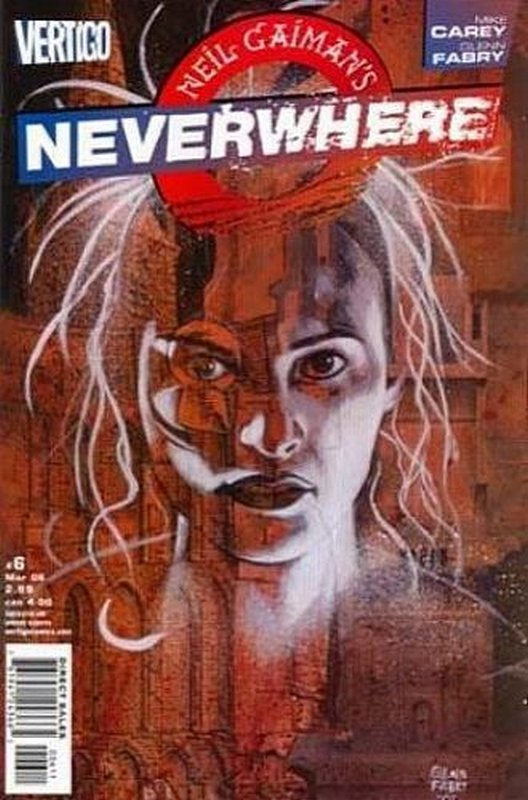 Cover of Neil Gaimans Neverwhere (2005 Ltd) #6. One of 250,000 Vintage American Comics on sale from Krypton!