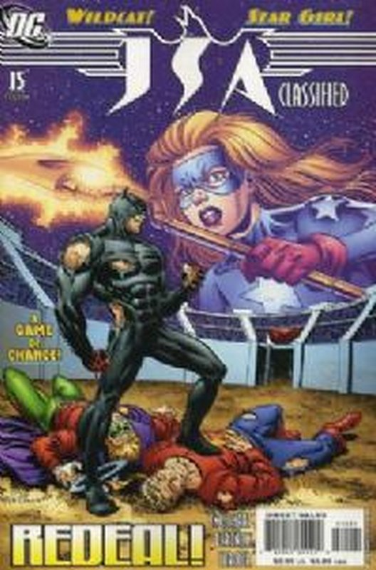 Cover of JSA Classified (Vol 1) #15. One of 250,000 Vintage American Comics on sale from Krypton!