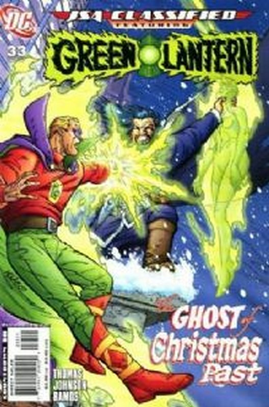 Cover of JSA Classified (Vol 1) #33. One of 250,000 Vintage American Comics on sale from Krypton!
