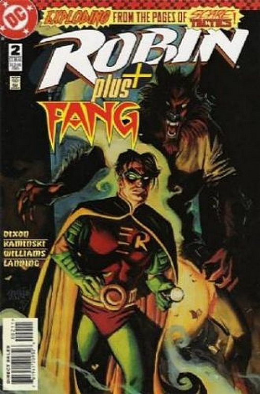 Cover of Robin Plus (1997 Ltd) #2. One of 250,000 Vintage American Comics on sale from Krypton!