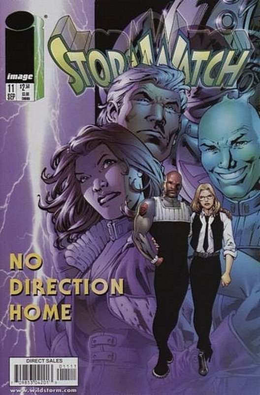 Cover of Stormwatch (Vol 2) #11. One of 250,000 Vintage American Comics on sale from Krypton!
