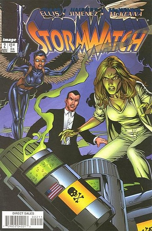 Cover of Stormwatch (Vol 2) #2. One of 250,000 Vintage American Comics on sale from Krypton!