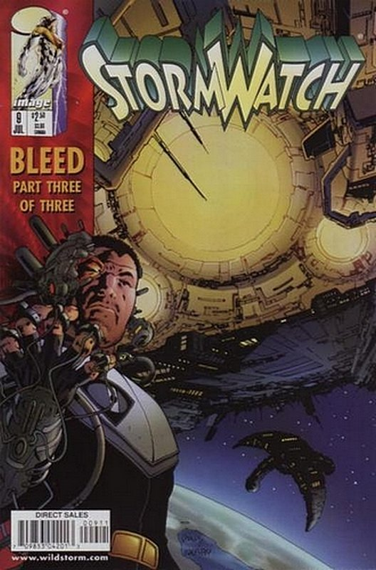 Cover of Stormwatch (Vol 2) #9. One of 250,000 Vintage American Comics on sale from Krypton!