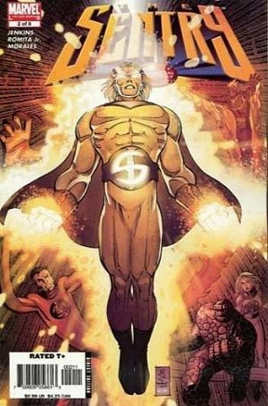 Cover of Sentry (2005 Ltd) #2. One of 250,000 Vintage American Comics on sale from Krypton!