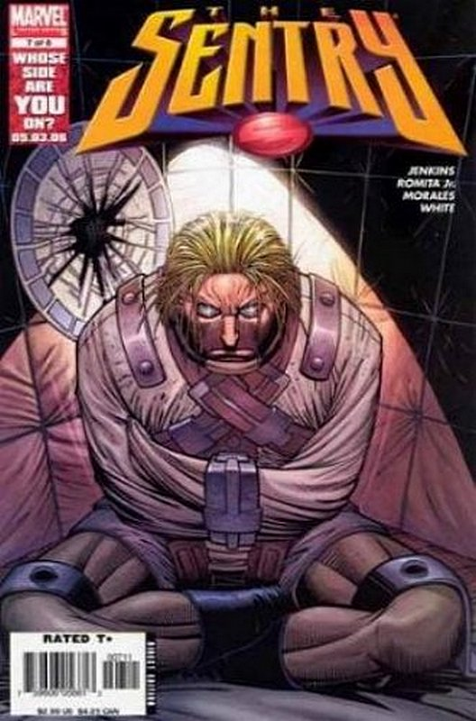 Cover of Sentry (2005 Ltd) #7. One of 250,000 Vintage American Comics on sale from Krypton!