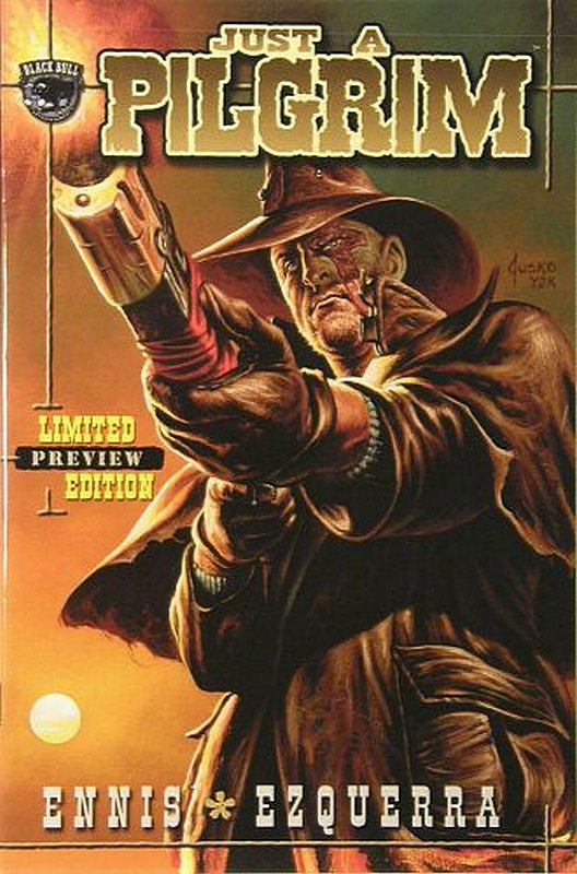 Cover of Just A Pilgrim Limited Preview Edition #1. One of 250,000 Vintage American Comics on sale from Krypton!