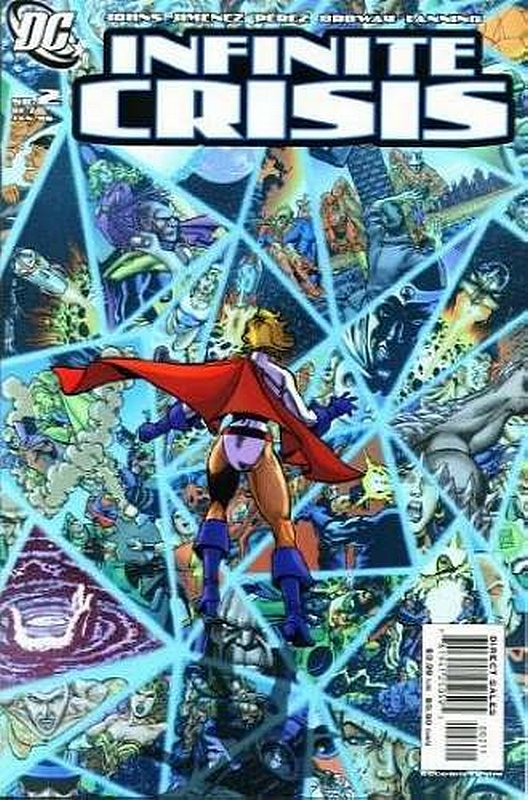 Cover of Infinite Crisis (2005 Ltd) #2. One of 250,000 Vintage American Comics on sale from Krypton!