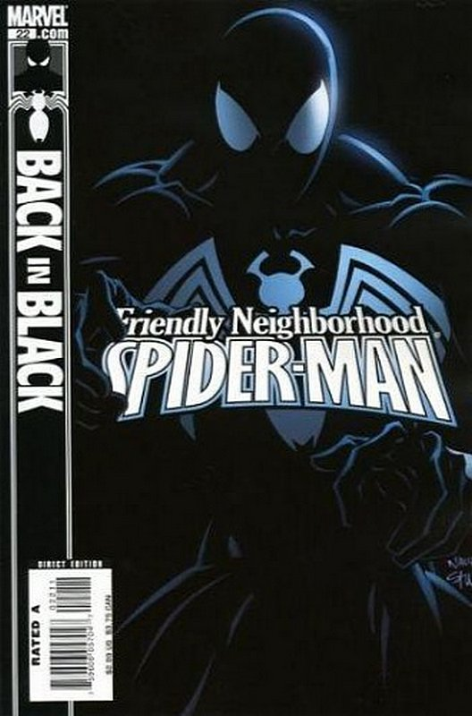 Cover of Friendly Neighborhood Spider-Man (Vol 1) #22. One of 250,000 Vintage American Comics on sale from Krypton!