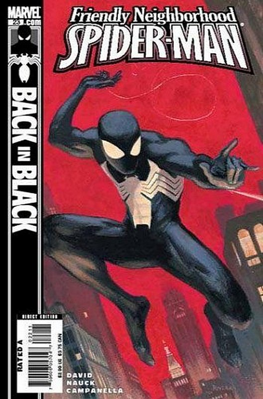 Cover of Friendly Neighborhood Spider-Man (Vol 1) #23. One of 250,000 Vintage American Comics on sale from Krypton!