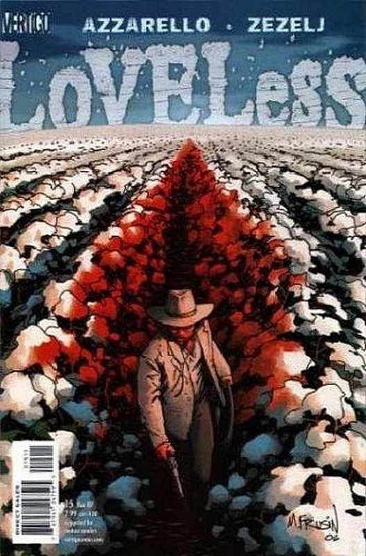 Cover of Loveless (Vol 1) #15. One of 250,000 Vintage American Comics on sale from Krypton!