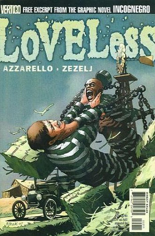 Cover of Loveless (Vol 1) #22. One of 250,000 Vintage American Comics on sale from Krypton!
