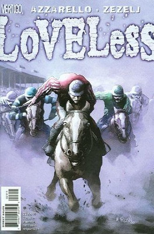 Cover of Loveless (Vol 1) #23. One of 250,000 Vintage American Comics on sale from Krypton!