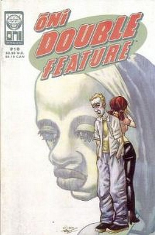 Cover of Oni Double Feature (Vol 1) #10. One of 250,000 Vintage American Comics on sale from Krypton!