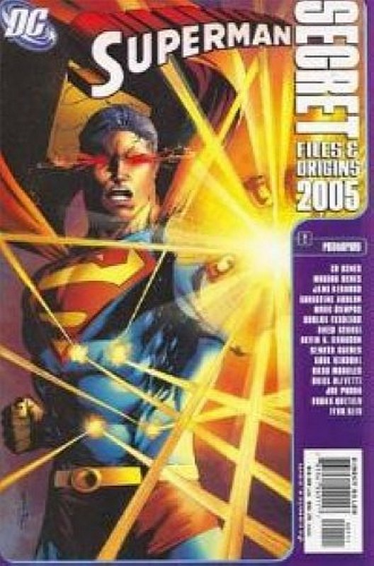 Cover of Superman Secret Files (2005 One Shot) #1. One of 250,000 Vintage American Comics on sale from Krypton!