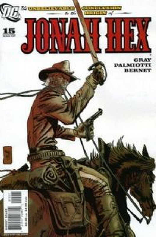 Cover of Jonah Hex (Vol 2) #15. One of 250,000 Vintage American Comics on sale from Krypton!