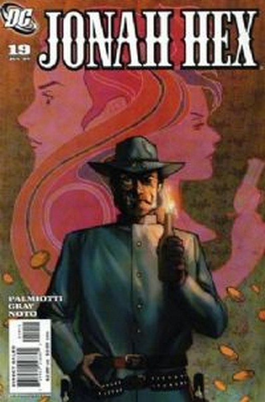 Cover of Jonah Hex (Vol 2) #19. One of 250,000 Vintage American Comics on sale from Krypton!