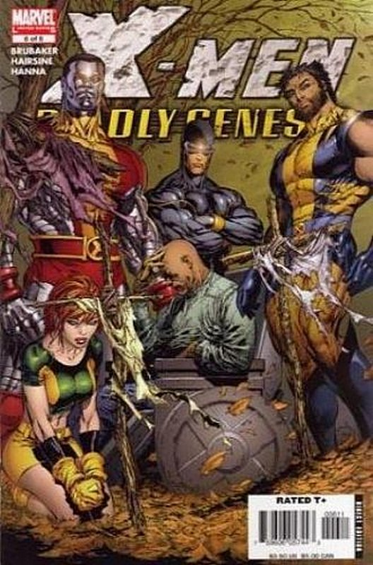 Cover of X-Men: Deadly Genesis (2005 Ltd) #6. One of 250,000 Vintage American Comics on sale from Krypton!