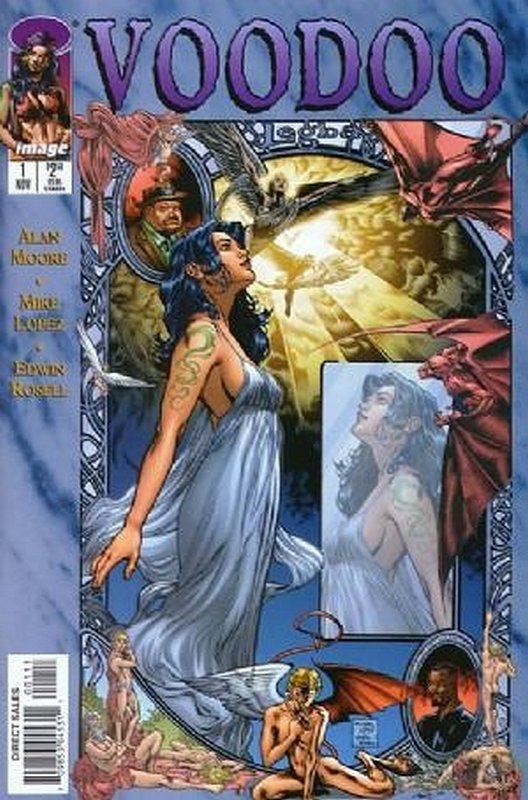 Cover of Voodoo (1997 Ltd) #1. One of 250,000 Vintage American Comics on sale from Krypton!