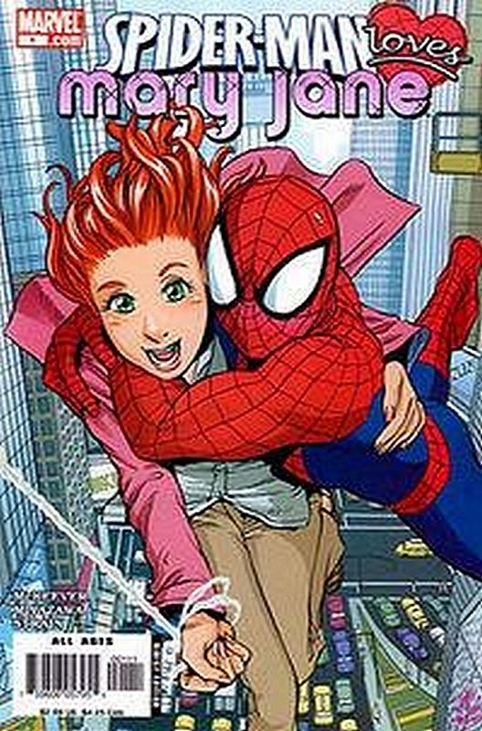 Cover of Spider-Man Loves Mary Jane (Vol 1) #1. One of 250,000 Vintage American Comics on sale from Krypton!