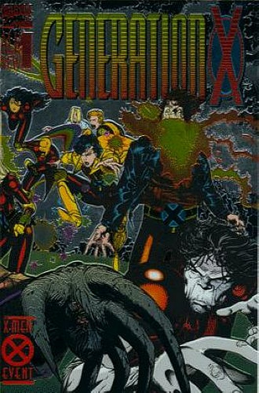 Cover of Generation X (Vol 1) #1. One of 250,000 Vintage American Comics on sale from Krypton!