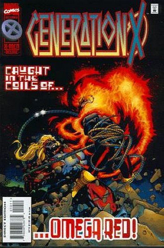 Cover of Generation X (Vol 1) #10. One of 250,000 Vintage American Comics on sale from Krypton!