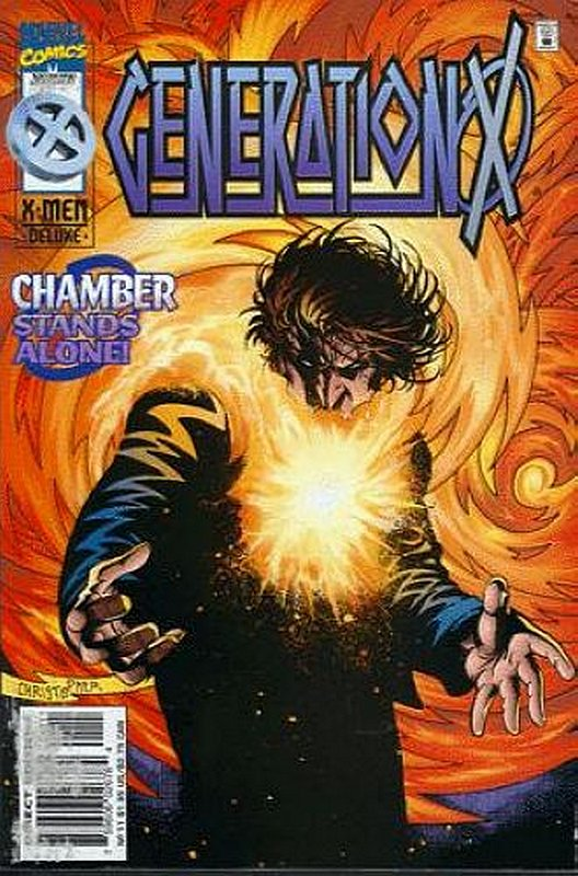 Cover of Generation X (Vol 1) #11. One of 250,000 Vintage American Comics on sale from Krypton!