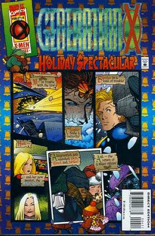 Cover of Generation X (Vol 1) #4. One of 250,000 Vintage American Comics on sale from Krypton!