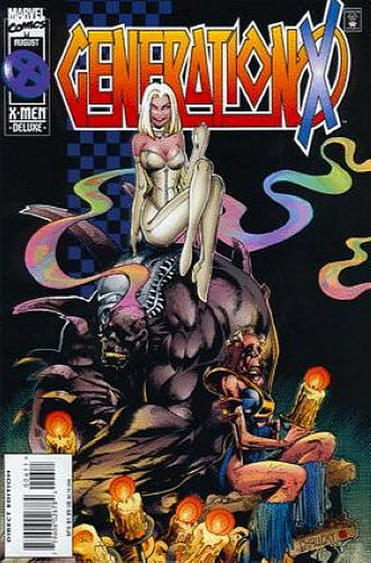 Cover of Generation X (Vol 1) #6. One of 250,000 Vintage American Comics on sale from Krypton!