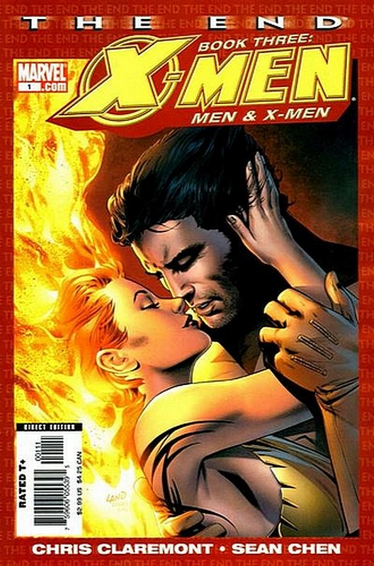 Cover of X-Men The End Book Three: Men & X-Men #1. One of 250,000 Vintage American Comics on sale from Krypton!