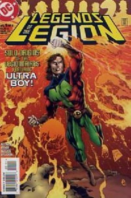 Cover of Legends of the Legion (1998 Ltd) #1. One of 250,000 Vintage American Comics on sale from Krypton!