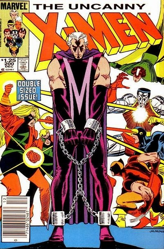 Cover of Uncanny X-Men (Vol 1) #200. One of 250,000 Vintage American Comics on sale from Krypton!