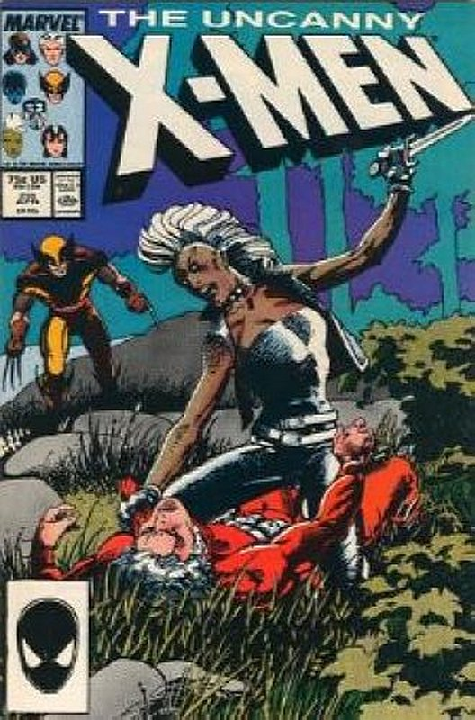 Cover of Uncanny X-Men (Vol 1) #216. One of 250,000 Vintage American Comics on sale from Krypton!