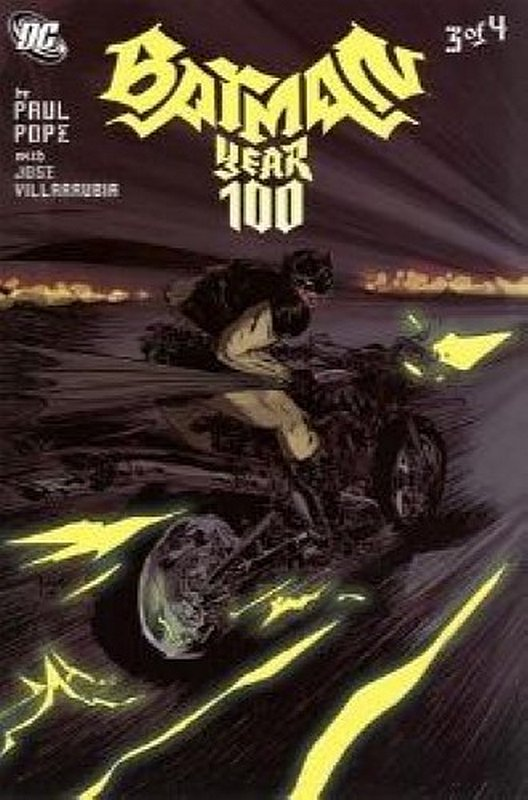 Cover of Batman Year One Hundred (2006 Ltd) #3. One of 250,000 Vintage American Comics on sale from Krypton!
