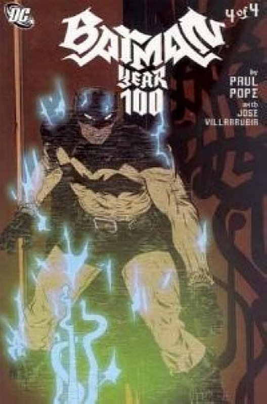Cover of Batman Year One Hundred (2006 Ltd) #4. One of 250,000 Vintage American Comics on sale from Krypton!