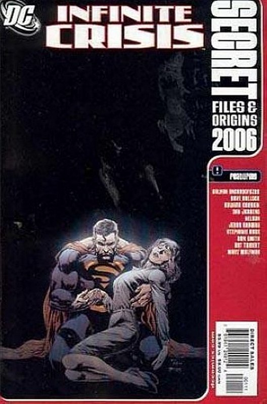 Cover of Infinite Crisis Secret Files 2006 #1. One of 250,000 Vintage American Comics on sale from Krypton!